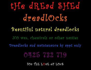 The dread shed